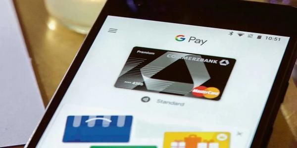 How to Google Pay for making NFC payments